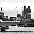 London Panorama by M Bleichner