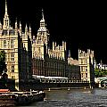 London Parliament by David Resnikoff