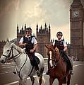 London Police by Svetlana Sewell