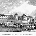 London: Prison, 1829 by Granger