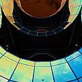 London Southbank Abstract View by David Pyatt