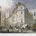 London: Street Scene, 1830 by Granger