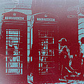 London Telephone Booth by Naxart Studio