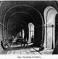 London: Thames Tunnel by Granger