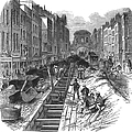 London:fleet Street Sewer by Granger