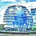 London's City Hall by Steve Taylor