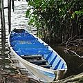 Lone Boat by Danielle Del Prado