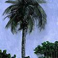 Lone Palm by Edward Walsh