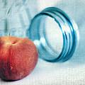 Lone Peach by Darren Fisher