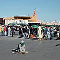 Lonely In Marrakesh by Miki De Goodaboom
