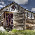 Long Barn by Jean Noren