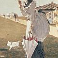 Long Branch by Winslow Homer