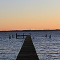 Long Dock by Rod Andress
