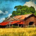 Long Road Barn by Lynne Jenkins