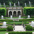 Longwood Fountains by Richard Bryce and Family