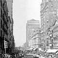 Looking Down State Street - Chicago - C  1897 by International  Images