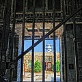 Looking Through The Bars by Dave Mills