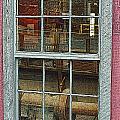 Looking Through The Window by Dawn Harris