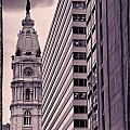 Looking Up In Philadelphia 7 by Jack Paolini
