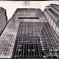 Looking Up Philadelphia 5 by Jack Paolini