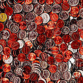 Loose Change . 9 To 16 Proportion by Wingsdomain Art and Photography