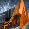 L'orange Facade by Wayne Sherriff