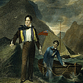 Lord Byron by Granger