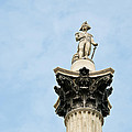 Lord Nelson's Column by Beth Riser