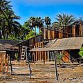 Loreto Barn by Scott Massey