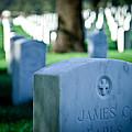 Los Angeles Cemetery I  by Heidi Reyher