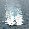 Los Angeles-class Fast Attack Submarine by Stocktrek Images