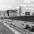 Los Angeles In The 1950s by Underwood Archives