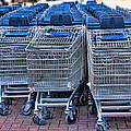 Lots Of Carts by Helaine Cummins