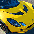 Lotus Elise Front Study by Samuel Sheats