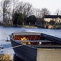 Lough Neagh, Co Antrim, Ireland Boat In by Sici