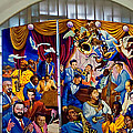 Louis Armstrong Airport by Steve Harrington