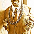 Louis Armstrong by Carrie OBrien Sibley