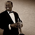 Louis Armstrong S by David Dehner