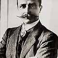 Louis Bleriot Was The First Man To Fly by Everett