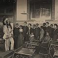 Louis Firetail, Wearing Sioux Tribal by Everett