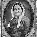 Louisa Van Velsor Whitman 1795-1873 by Everett