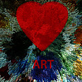 Love Art 3 by Xueling Zou