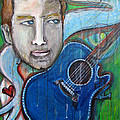 Love For Blue Guitar by Laurie Maves ART