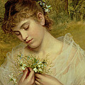 Love In A Mist by Sophie Anderson