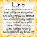 Love Poem In Yellow by Andee Design