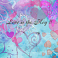 Love Is The Key by Debbie Portwood