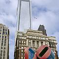 Love Park - Center City - Philadelphia  by Brendan Reals