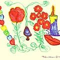 Love Symbols by Thelma Harcum