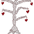 Love Tree by Frank Tschakert