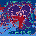 Love Triumphant 2nd Of 3  by Kenneth James